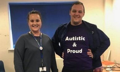 I'm Proud to Be Autistic